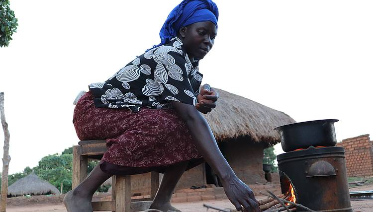 Emily Sitaraya Shares Her Experience with the Improved Cook Stoves