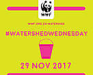 WWF South Africa is calling on companies across South Africa to join us on 29 November 2017 to take part in #WatershedWednesday.