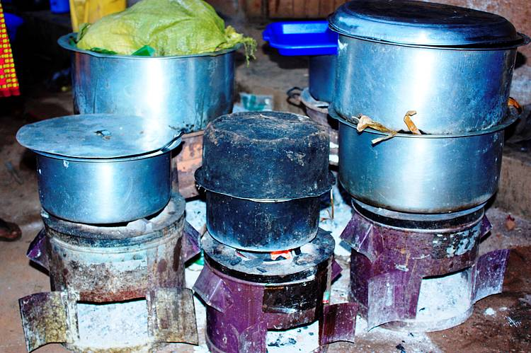 WWF Improves Arinaitwe's Life with Improved Cook Stoves