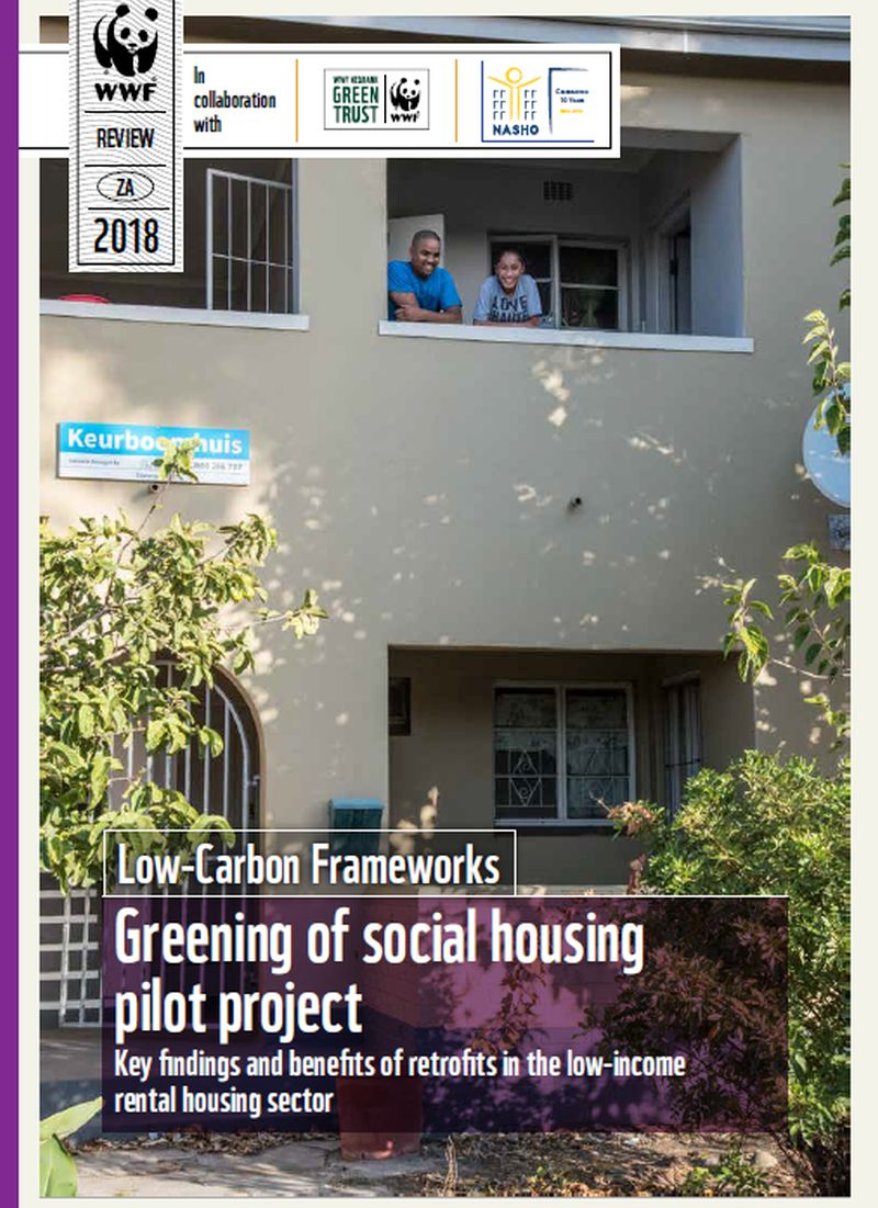 Greening of Social Housing: key findings and benefits in the low-income rental housing sector