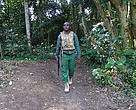 Guillaume is a forest ranger in the East Region, Cameroon. He loves his job and the forest