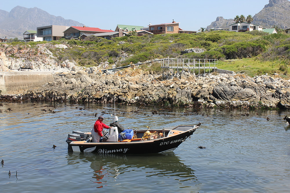 Fishing boat small-scale fishers