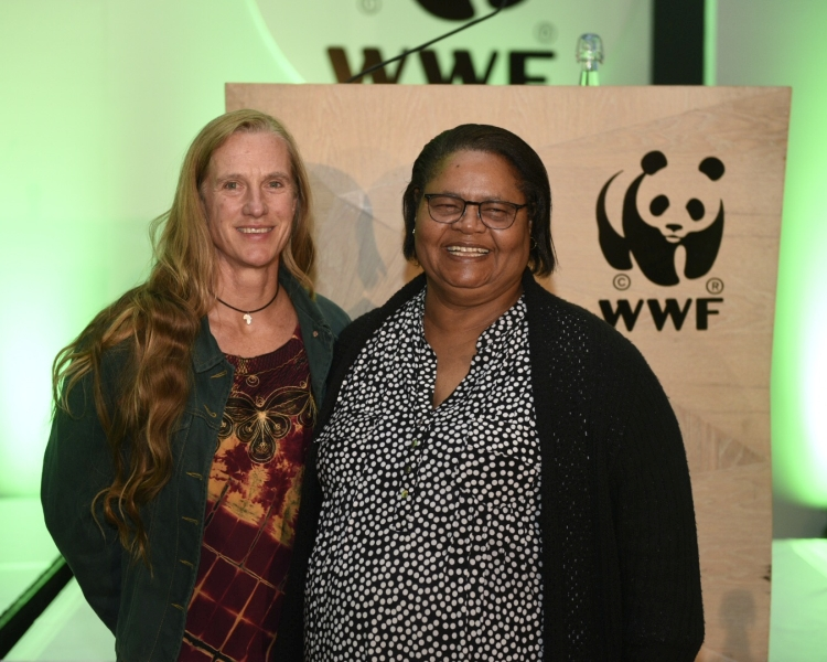 Matatiele duo wins Living Planet Award 2019