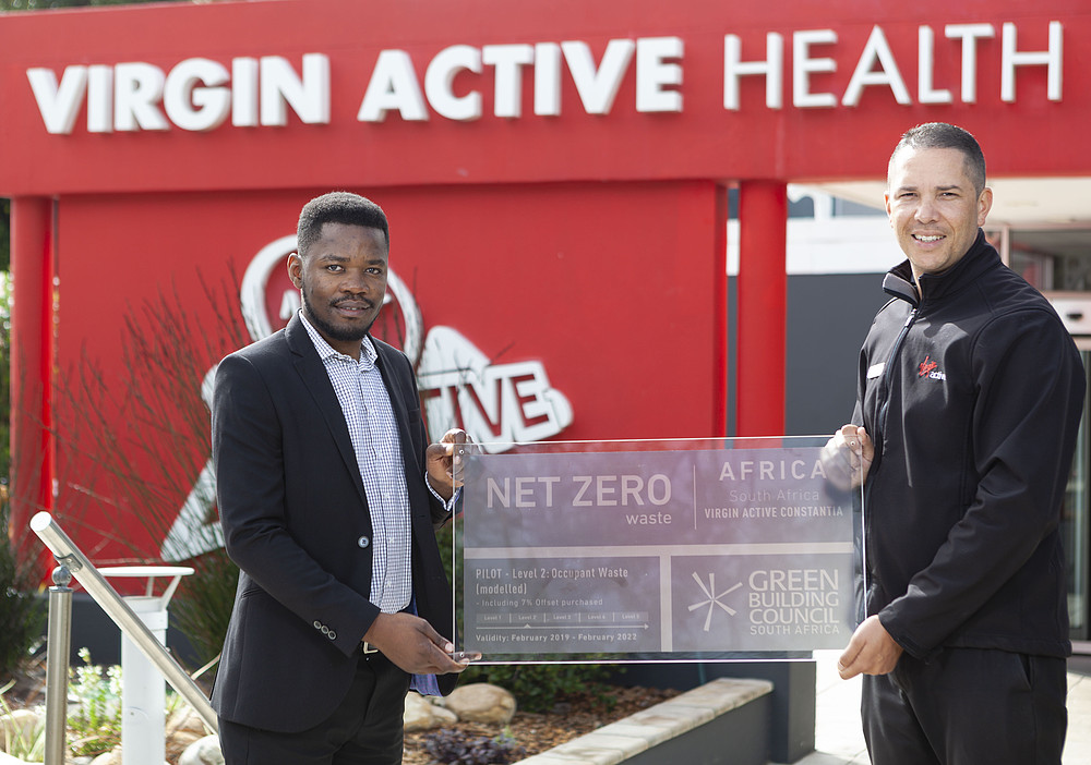 Virgin Active plague handover