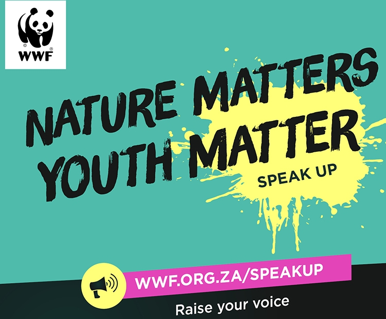 Youth Month campaign for Nature and People